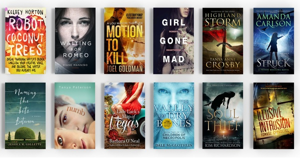 5 Tips for Finding a High Quality Book Cover Designer