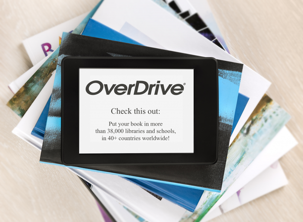 Distribute ebooks to Libraries via OverDrive!