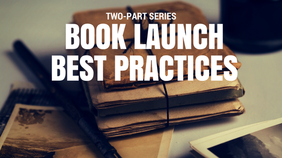 Book Launch Best Practices