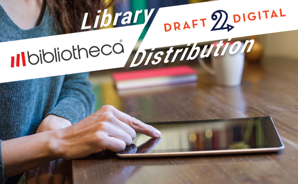 D2D adds bibliotheca for library distribution, PLUS a new way to get paid and increase discoverability