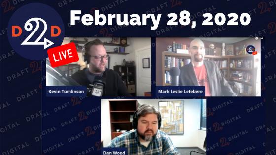 February D2D Live – 200K Books!