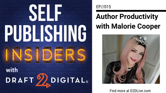 Author Productivity with Malorie Cooper // Self Publishing Insiders // EP015