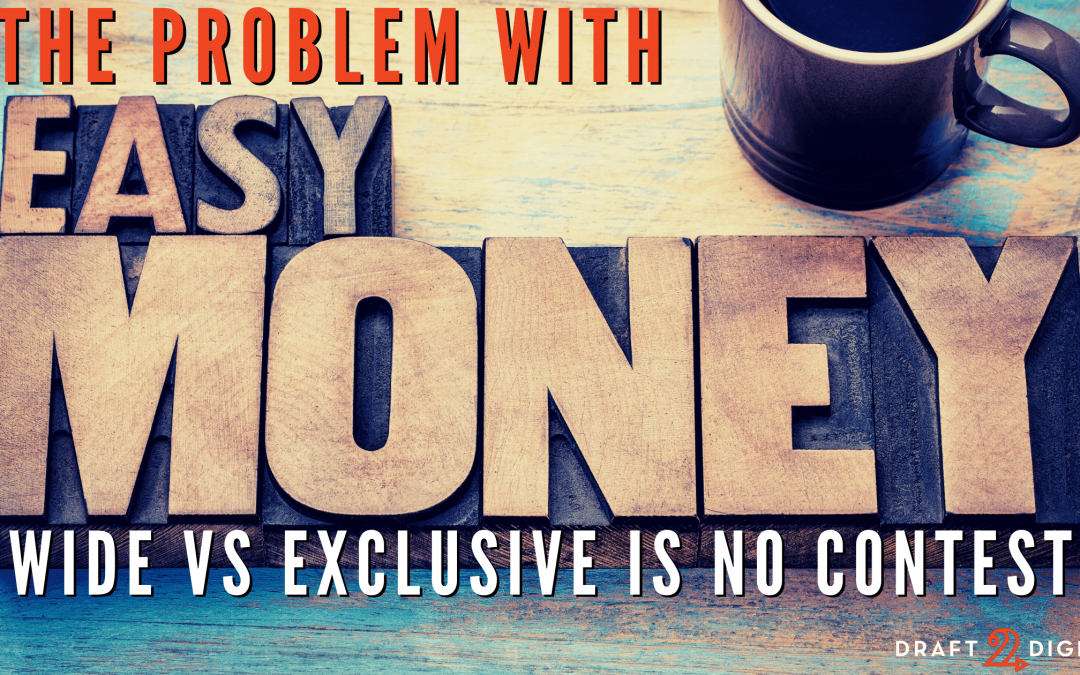The Problem with Easy Money