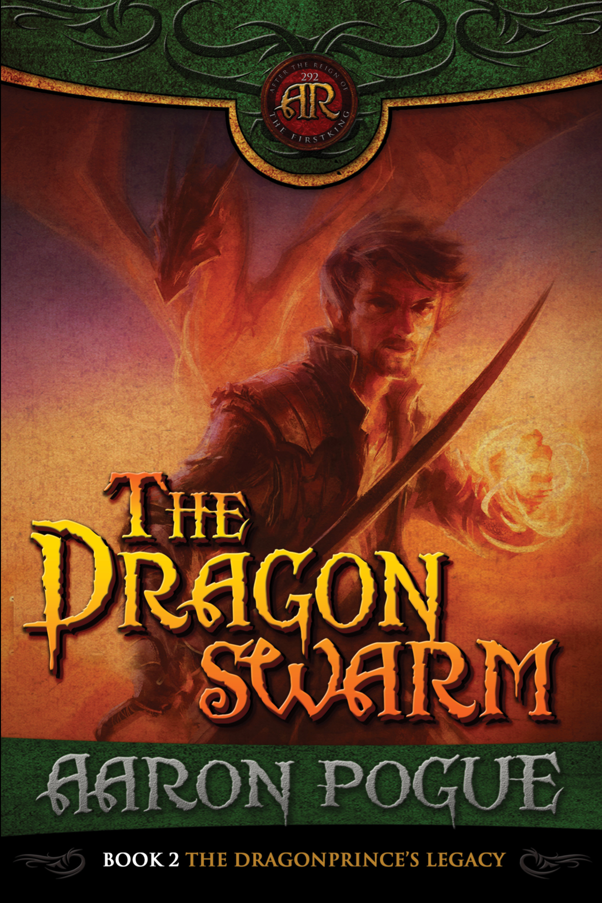 The Dragonswarm at Draft2Digital