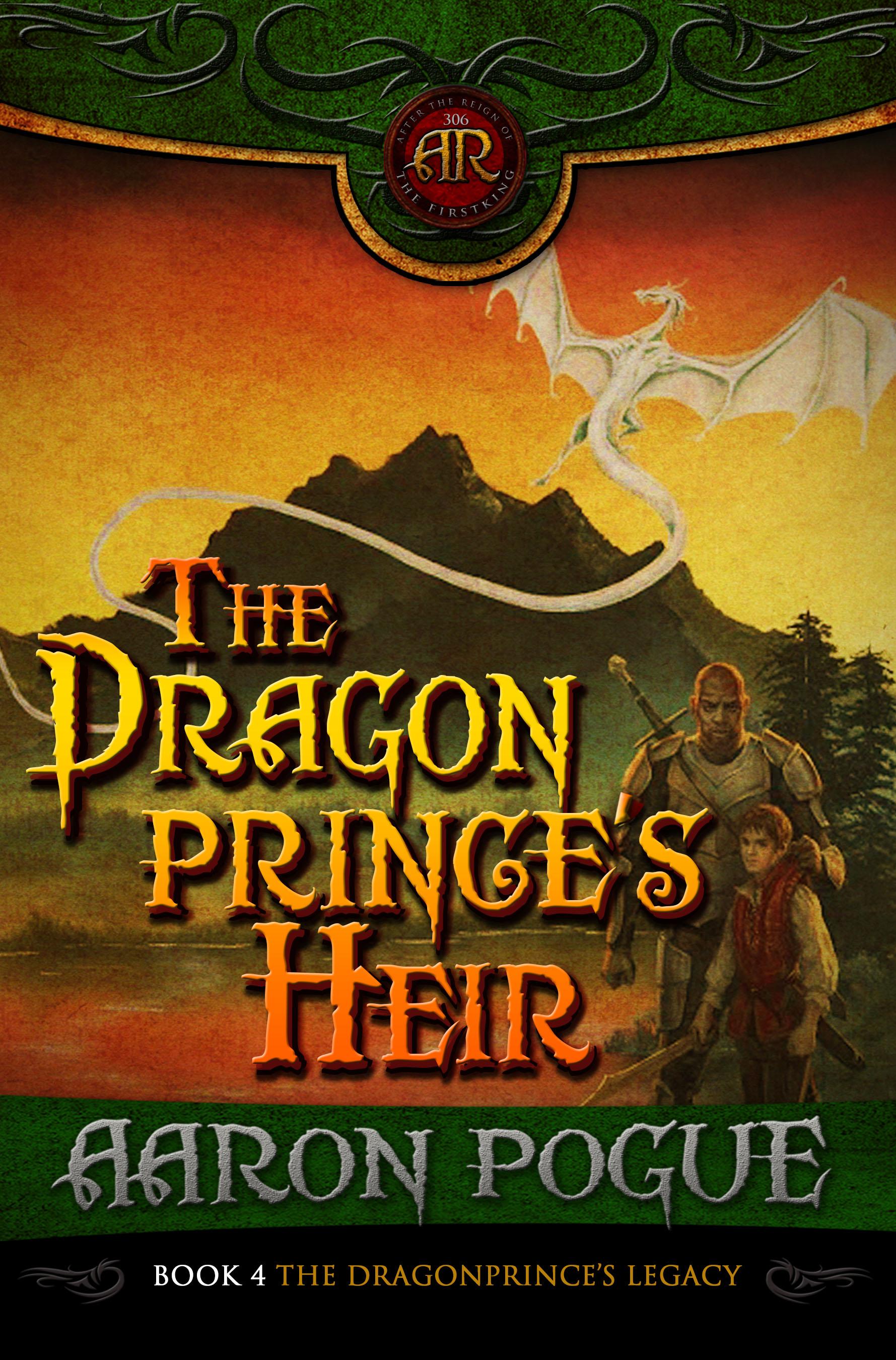 The Dragonprince's Heir at Draft2Digital