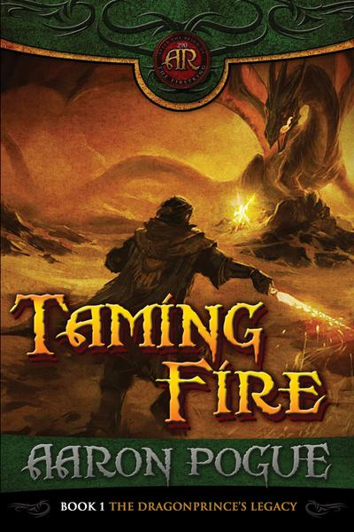 Taming Fire Cover